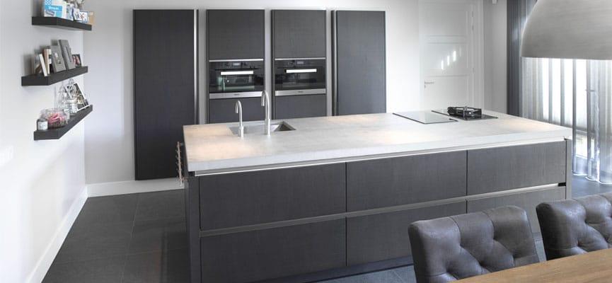 Moderne keuken | Heerkens