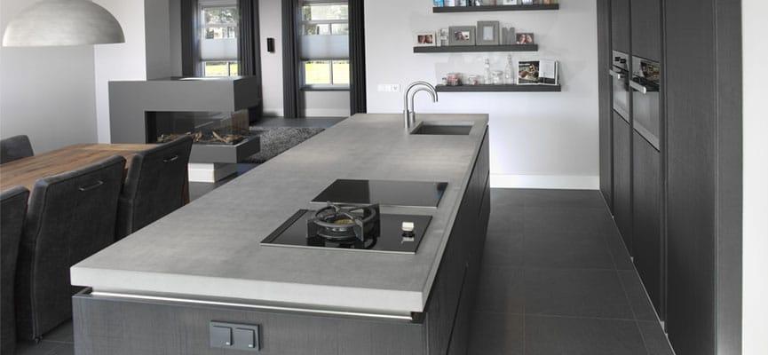 Moderne keuken | Heerkens keukens