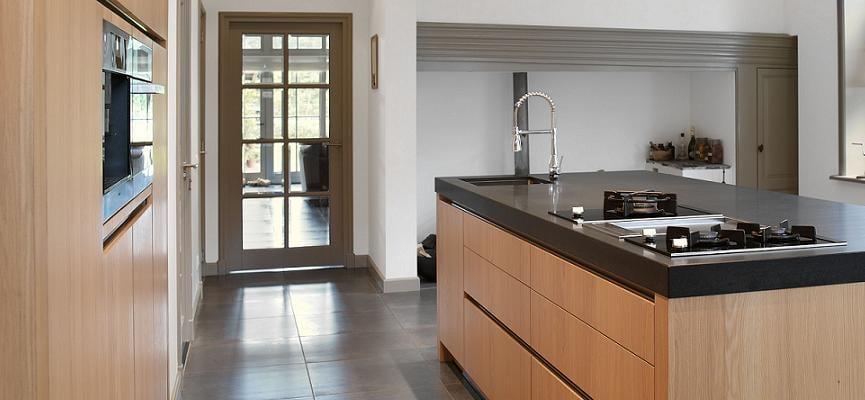 Moderne keuken stijl 6 - Heerkens