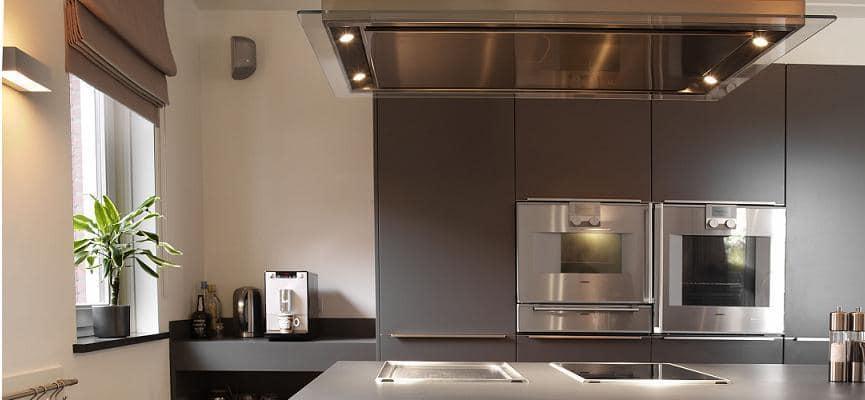 Moderne keuken stijl 9 - Heerkens Keukens