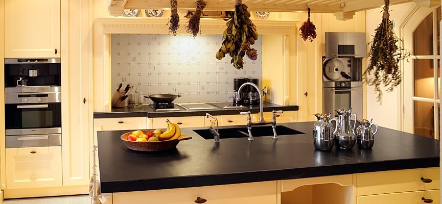 Nostalgische keuken - Heerkens Keukens
